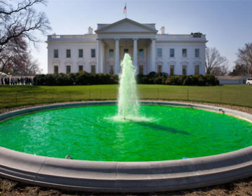 150 Landmarks Globally, Go Green for St. Patrick's Day!