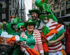 The Irish Times is seeking clips from Irish people around the world celebrating St Patrick's Day