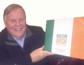 "Bill Brett's latest book ""Boston Irish"" features photographs of Irish-Americans over the last five decades."