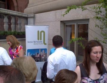 IN Boston's Inaugural Third Thursday Networking Event!