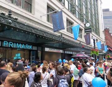 Primark opens it's Doors in Boston!