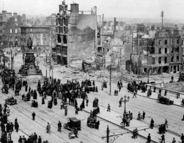 Step Back in Time- Dublin Rising 1916- video tour